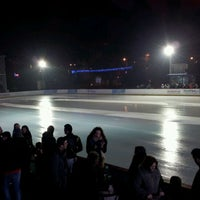 Photo taken at Patinoar by Vlad B. on 12/26/2011