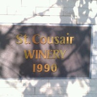 Photo taken at St.Cousair Winery by Isao S. on 10/10/2011