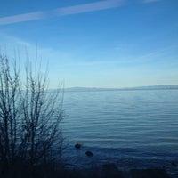 Photo taken at Capital Corridor on Amtrak by Sharon S. on 1/17/2012