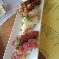Photo taken at Midori Sushi by Chey E. on 6/9/2012