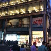 Photo taken at H&M by Юлия В. on 6/14/2012