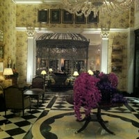 Photo taken at The Savoy Grill by Den P. on 3/15/2012