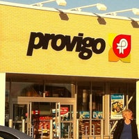 Photo taken at Provigo by Martin K. on 3/21/2012