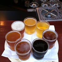 Photo taken at Piece Brewery and Pizzeria by Marty K. on 5/3/2012