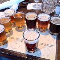 Photo taken at Great Waters Brewing Company by Aaron F. on 9/1/2011