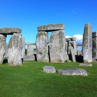 Photo taken at Stonehenge by Emma S. on 8/21/2011