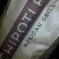 Photo taken at Chipotle Mexican Grill by Jersey F. on 9/19/2011