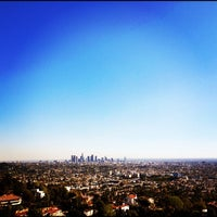 Photo taken at Griffith Park Trail by Benjamin F. on 2/9/2012