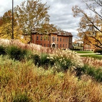 Photo taken at Martin Hall by Robert P. on 10/25/2011