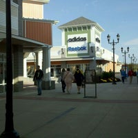 Photo taken at Tanger Outlet Pittsburgh by Kristin H. on 10/16/2011