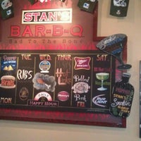 Photo taken at Stan's Bar-B-Q by Bryan B. on 7/19/2012