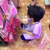 Photo taken at Daiso by Tabby T. on 8/4/2012