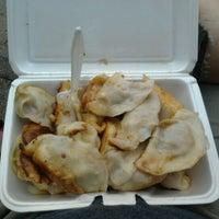 Photo taken at Prosperity Dumpling by Mike L. on 8/9/2012