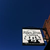 Photo taken at Ryan Bros. Coffee by Ken S. on 6/25/2012