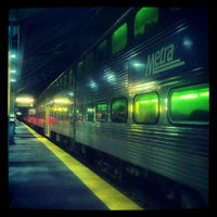 Photo taken at Ogilvie Transportation Center by Brian R. on 5/17/2012