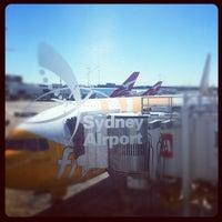 Photo taken at T1 International Terminal by Jennifer L. on 9/2/2012