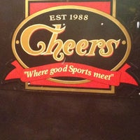 Photo taken at Cheers Bar by Drew K. on 6/10/2012