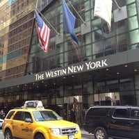 Photo taken at The Westin New York at Times Square by Osamu T. on 5/9/2012
