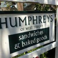 Photo taken at Humphreys Bakery by Tim C. on 4/21/2012