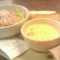 Photo taken at Panera Bread by Candice H. on 4/2/2012