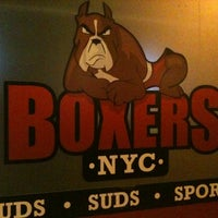 Photo taken at Boxers NYC by CAESAR D. on 6/10/2012
