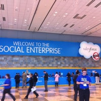 Photo taken at Cloudforce Social Enterprise Tour - San Francisco 2012 by Hana N. on 3/15/2012