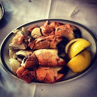 Photo taken at Joe's Stone Crab by Michael S. on 5/4/2012