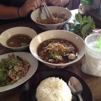 Photo taken at กินเพลิน by Nitikan S. on 2/23/2012