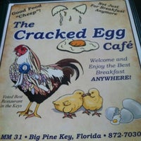 Photo taken at The cracked egg by Nely S. on 7/22/2012
