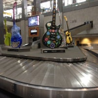 Photo taken at Baggage Claim 1 by Michelle K. on 3/8/2012