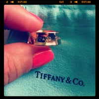 Photo taken at Tiffany & Co. by Candice -. on 4/14/2012