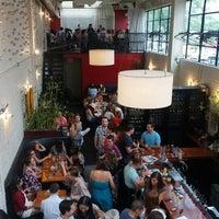 Photo taken at Essex Restaurant by Peter K. on 6/3/2012