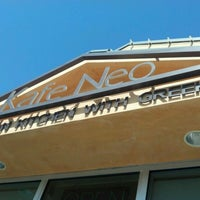 Photo taken at Kafe Neo Long Beach by LB Chica on 7/22/2012