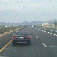 Photo taken at Yuma, AZ by Dawn B. on 7/5/2012