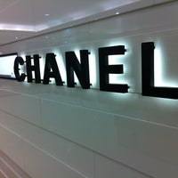 Photo taken at Chanel Boutique by Lilian B. on 6/1/2012