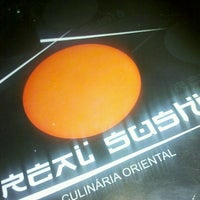 Photo taken at Real Sushi by Daniel S. on 7/12/2012