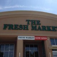 Photo taken at The Fresh Market by Cassie M. on 8/1/2012