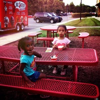 Photo taken at Bruester's Real Ice Cream by Corey L. on 6/1/2012