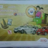 Photo taken at KIA showroom PT.Pratama Transindo by ardha n. on 6/23/2012