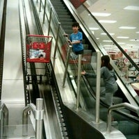 Photo taken at Target by Elizabeth on 6/12/2012