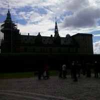 Photo taken at Kronborg Castle by Pinella F. on 8/22/2012