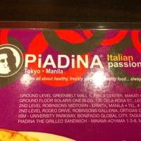 Photo taken at Piadina Italiana by Lorenzo Juan Manuel R. on 8/26/2012