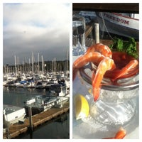 Photo taken at San Pedro Marina by jefree p. on 7/4/2012