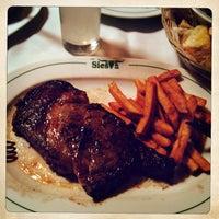 Photo taken at La Siesta Restaurant Bar by Lady Orlando on 5/30/2012