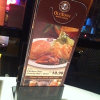 Photo taken at OldTown White Coffee Signature by Eileen C. on 9/2/2012