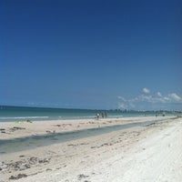 Photo taken at Pass-a-Grille Beach by lindsay b. on 8/10/2012