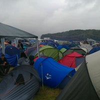 Photo taken at Leeds Festival by Thomas H. on 8/25/2011