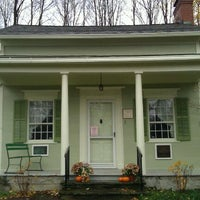 Photo taken at Millard Filmore House Museum by Tracie C. on 11/10/2011
