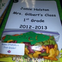 Photo taken at Woodstock Elementary School by Elainebow on 7/30/2012