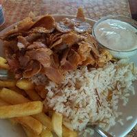 Photo taken at Döner Kebab El Turco by Ana on 9/10/2011